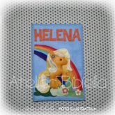 CAPA PARA CADERNO 140 x 202 MM LITTLE PONY